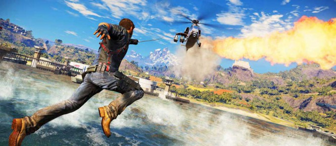 [E3 2015] 10 minutes de gameplay pour Just Cause 3 !