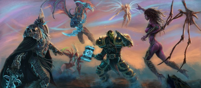 [E3 2015] Une extension pour Heroes of the Storm