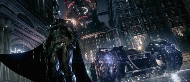 [E3 2015] Batman : Arkham Knight revient en gameplay !