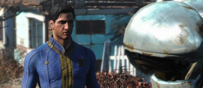 Consoles : Fallout 4 en 30fps