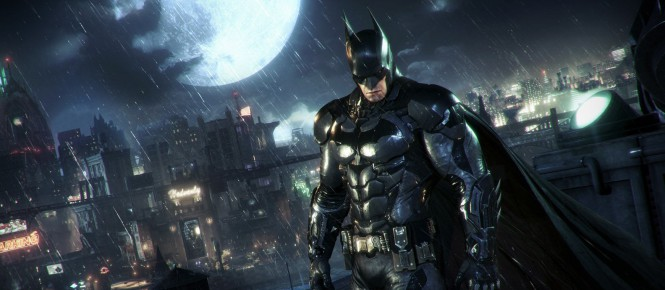 Un gros patch pour Batman Arkham Knight