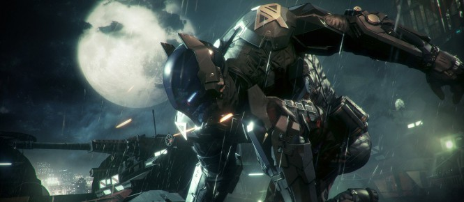 Batman Arkham Knight : réparations sur PC