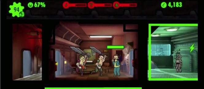 Le carton de Fallout Shelter
