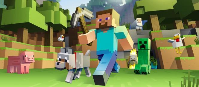 Minecraft : 20 millions sur PC
