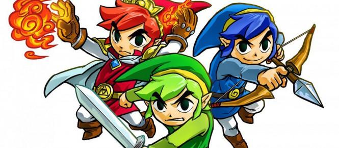 The Legend of Zelda Tri Force Heroes : Vous pouvez ranger vos Amiibo...