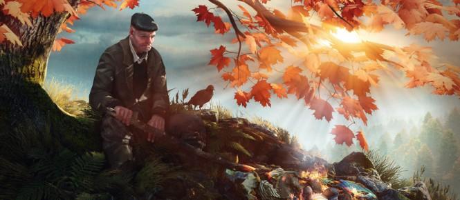 Ethan Carter se date sur PS4