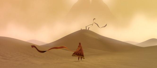 Journey : une date sur PS4