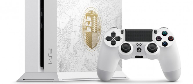 Destiny s'offre une PS4