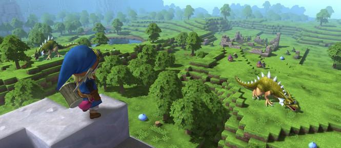 Dragon Quest Builders annoncé