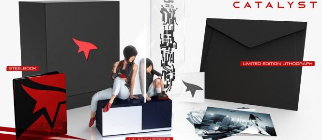 Un collector pour Mirror's Edge Catalyst
