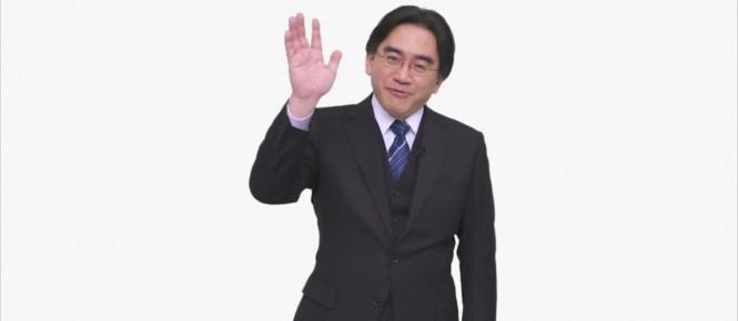 Satoru Iwata est mort