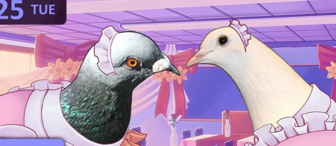 Hatoful Boyfriend prend date sur PS4