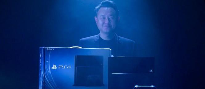 Rétrocompatibilité PS4/PS3 évoquée par Yoshida Shuei