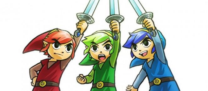 Zelda Triforce Heroes ne fera pas partie de la chronologie officielle