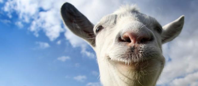 Goat Simulator débarque sur PS4 et PS3