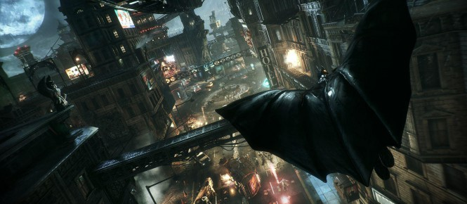 Batman : Arkham Knight : Le prochain patch daté
