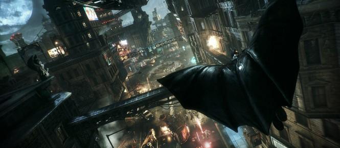 Batman : Arkham Knight : Le prochain patch daté