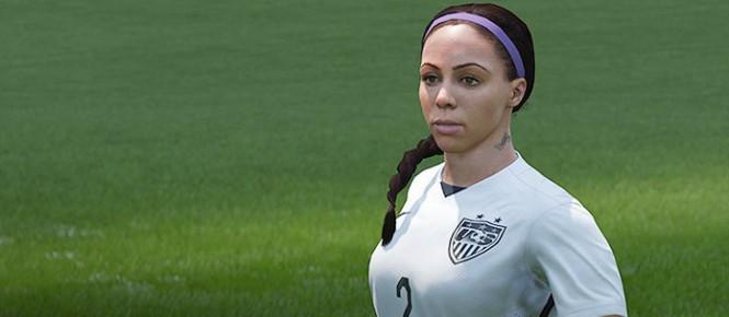 FIFA 16 : EA Sports met encore plus en avant ces demoiselles