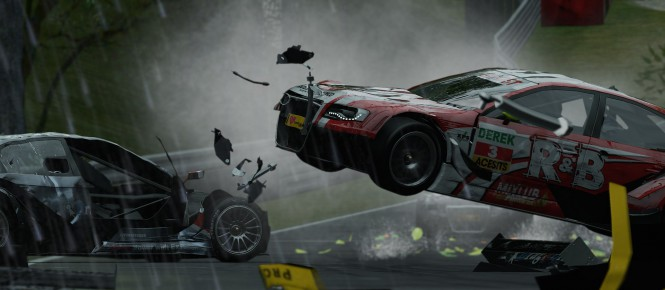 Project Cars annulé sur Wii U