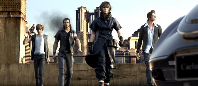 GamesCom : une date pour FF XV ?