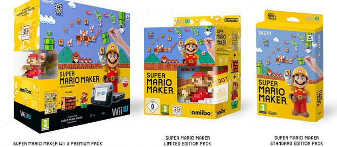 Un bundle pour Super Mario Maker