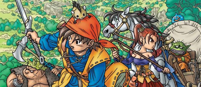 Dragon Quest XI : Prévu sur PlayStation 4...et 3DS !