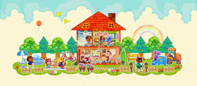 Animal Crossing Happy Home Designer : Trois bundles sont prévus pour le jeu