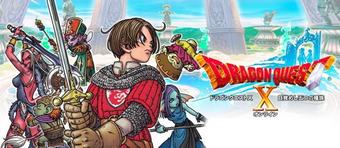 Dragon Quest X porté sur PS4 et NX
