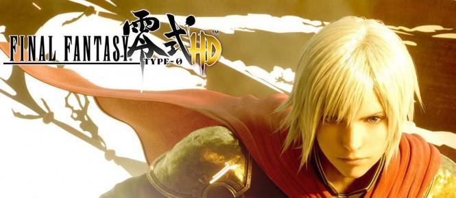 Une date pour Final Fantasy Type-O HD sur pc !