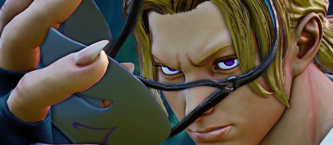 Street Fighter V : Vega, ou La Griffe, fait son come-back !