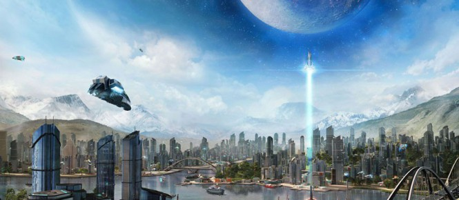 [Gamescom 2015] Anno 2205 : On a marché sur la Lune...