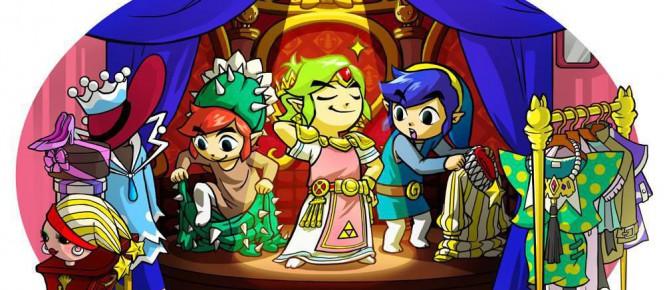 The Legend of Zelda Tri Force Heroes : La date de sortie officialisée !