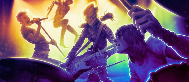 Précommande Rock Band 4 : 10 titres offerts sur PS4