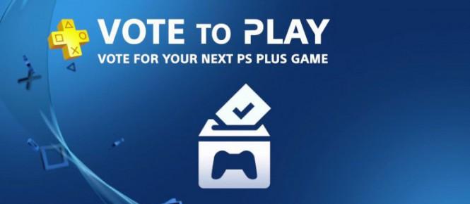PS Plus : votez pour les prochains jeux