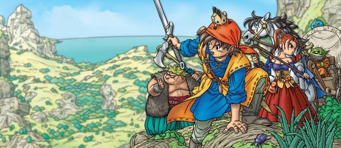 Un épilogue 3DS pour Dragon Quest VIII