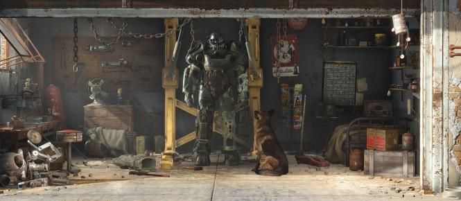 Fallout 4 : pas d'obligation de crafter