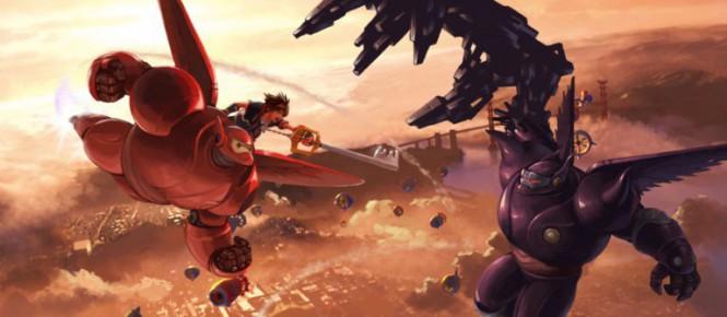 Les Nouveaux Héros seront dans Kingdom Hearts 3