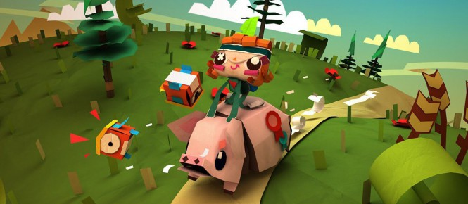Une édition collector pour Tearaway Unfolded
