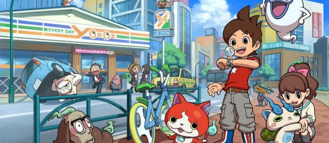 Une date occidentale pour Yôkai Watch