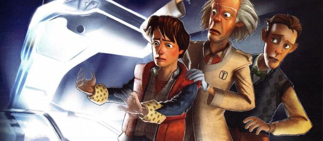 Les jeux Retour vers le Futur bientôt sur PS4 et Xbox One