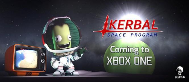 Kerbal Space Program bientôt sur Xbox One