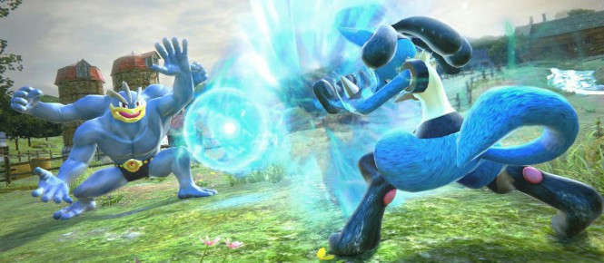 Europe / Wii U : Pokkén Tournament confirmé