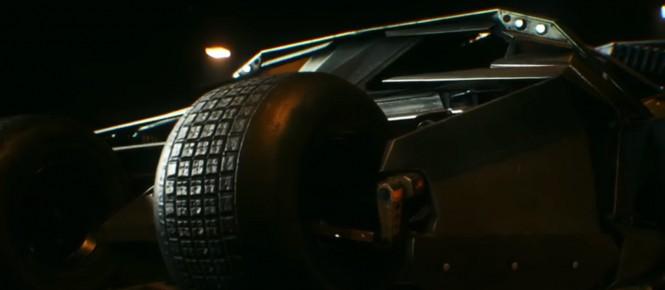 La Batmobile de Christopher Nolan dans Arkham Knight