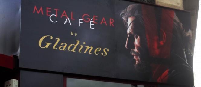 Le Metal Gear Café ouvre ses portes !