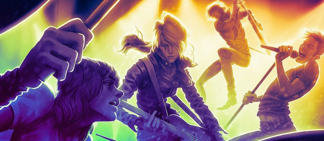 Rock Band 4 : les instruments compatibles
