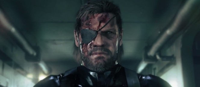Trailer de lancement de MGSV : The Phantom Pain
