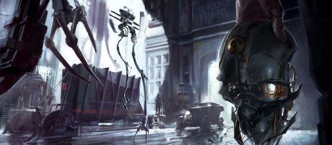 Du gameplay pour Dishonored : Definitive Edition