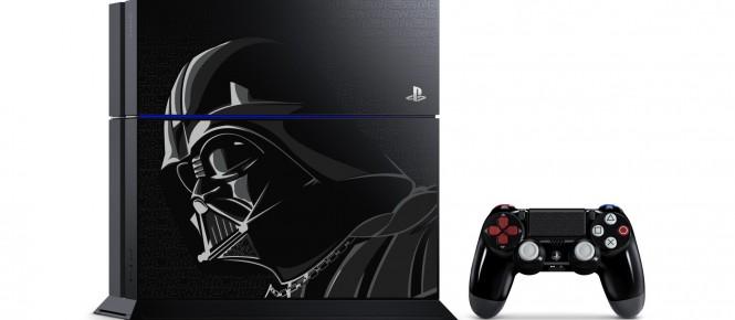 Précommandes ouvertes pour la PS4 Star Wars
