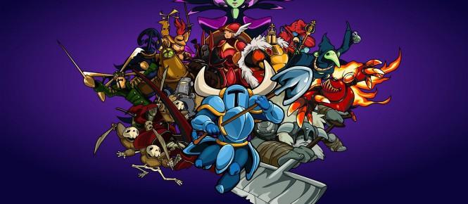 Shovel Knight bientôt dans Smash Bros ?