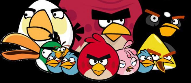 Rovio (Angry Birds) licencie en masse